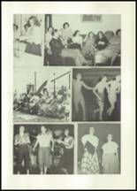 1949 Lacon High School Yearbook Page 16 & 17