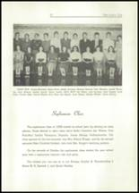 1949 Lacon High School Yearbook Page 30 & 31