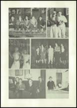 1949 Lacon High School Yearbook Page 32 & 33