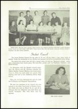1949 Lacon High School Yearbook Page 34 & 35