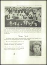 1949 Lacon High School Yearbook Page 36 & 37