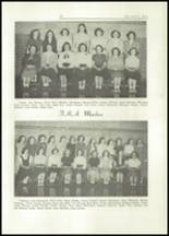 1949 Lacon High School Yearbook Page 38 & 39