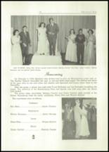 1949 Lacon High School Yearbook Page 44 & 45