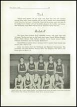 1949 Lacon High School Yearbook Page 54 & 55