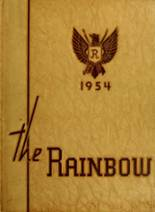 1954 Yearbook Academy of Richmond County