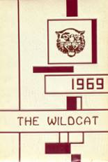 1969 Yearbook Claflin High School