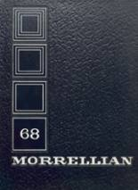 1968 Yearbook Irvington-Frank H. Morrell High School