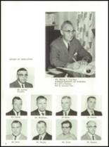 1968 Gouverneur High School Yearbook Page 12 & 13