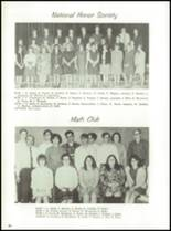 1968 Gouverneur High School Yearbook Page 32 & 33