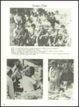 1968 Gouverneur High School Yearbook Page 40 & 41