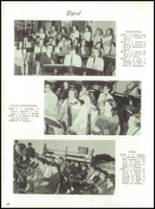 1968 Gouverneur High School Yearbook Page 46 & 47