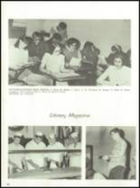 1968 Gouverneur High School Yearbook Page 48 & 49