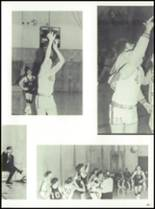 1968 Gouverneur High School Yearbook Page 58 & 59