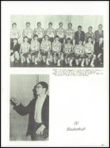 1968 Gouverneur High School Yearbook Page 60 & 61
