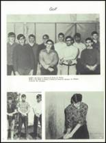 1968 Gouverneur High School Yearbook Page 68 & 69