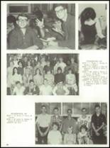 1968 Gouverneur High School Yearbook Page 86 & 87