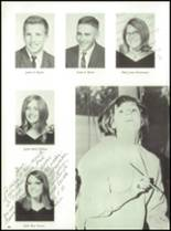 1968 Gouverneur High School Yearbook Page 92 & 93