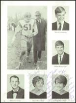 1968 Gouverneur High School Yearbook Page 96 & 97