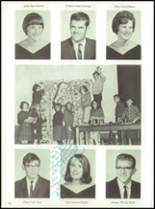 1968 Gouverneur High School Yearbook Page 100 & 101
