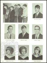 1968 Gouverneur High School Yearbook Page 102 & 103