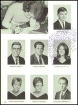 1968 Gouverneur High School Yearbook Page 104 & 105