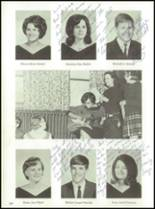 1968 Gouverneur High School Yearbook Page 106 & 107