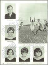 1968 Gouverneur High School Yearbook Page 108 & 109