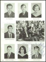 1968 Gouverneur High School Yearbook Page 110 & 111