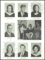 1968 Gouverneur High School Yearbook Page 112 & 113