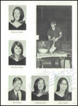 1968 Gouverneur High School Yearbook Page 114 & 115