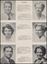 1955 Windsor High School Yearbook Page 10 & 11
