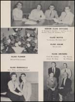 1955 Windsor High School Yearbook Page 18 & 19