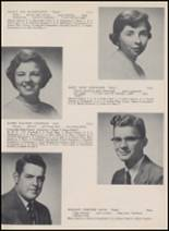 1955 Windsor High School Yearbook Page 20 & 21