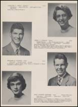 1955 Windsor High School Yearbook Page 22 & 23