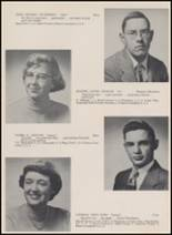 1955 Windsor High School Yearbook Page 24 & 25
