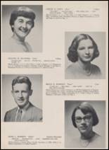 1955 Windsor High School Yearbook Page 28 & 29