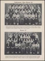 1955 Windsor High School Yearbook Page 38 & 39