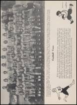 1955 Windsor High School Yearbook Page 46 & 47