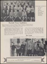 1955 Windsor High School Yearbook Page 50 & 51