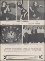 1955 Windsor High School Yearbook Page 54 & 55