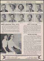1955 Windsor High School Yearbook Page 58 & 59