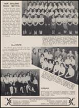 1955 Windsor High School Yearbook Page 64 & 65