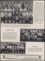 1955 Windsor High School Yearbook Page 68 & 69