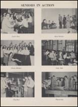 1955 Windsor High School Yearbook Page 72 & 73
