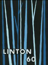 1960 Yearbook Linton High School