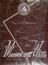1957 Yearbook Austin High School