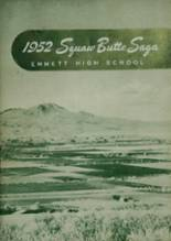 1952 Yearbook Emmett High School