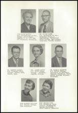 1956 Albany High School Yearbook Page 12 & 13
