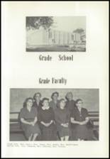 1956 Albany High School Yearbook Page 16 & 17