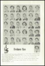 1956 Albany High School Yearbook Page 36 & 37